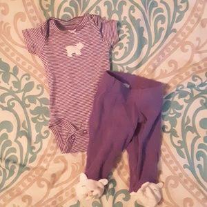 NB pajama set bundle